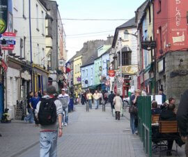 street galway city ireland