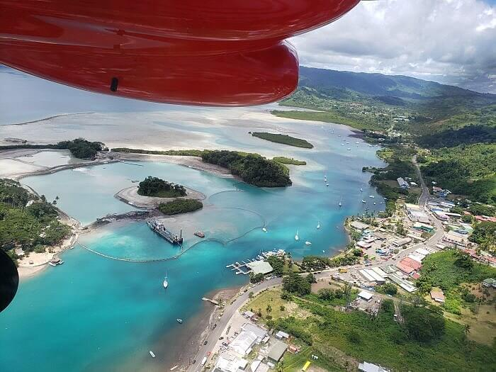 What to Expect on Your First Island Hop Flight
