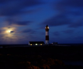 lighthouse buchan scotland
