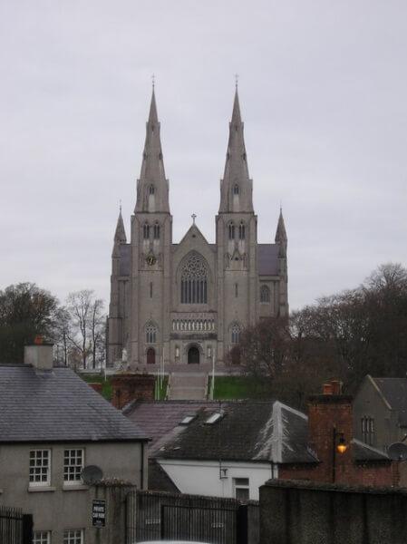 Saint patricks Catholic Cathedral, Armagh