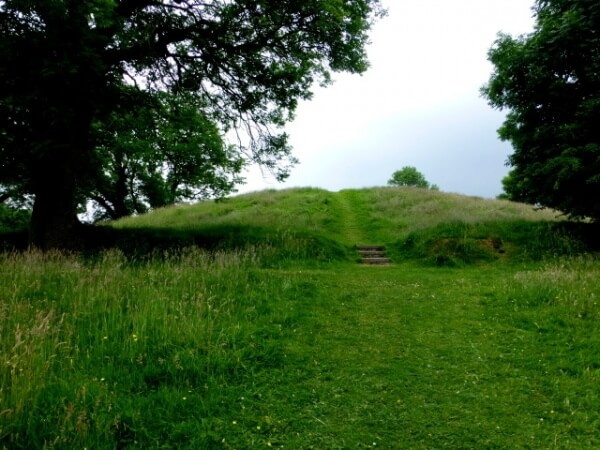 site of navan Fort near Armagh