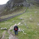 mourne wall noethern ireland by oliver dixon