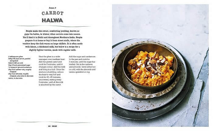 india street food chetna makan carrot halwa