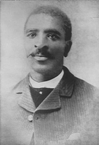 A young George Washington Carver (courtesy GW Carver Natl Monument on Facebook)
