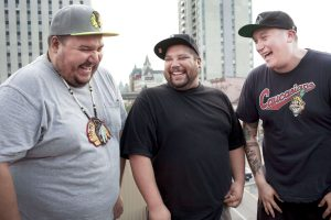 band A Tribe Called Red photo by-PatBolduc
