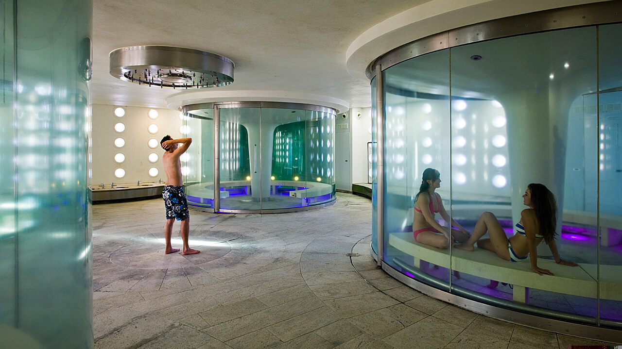 The Best Thing To Do In Bath Is The Thermae Bath Spa