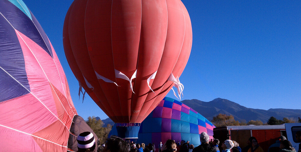 Taos Balloon Rally