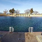 Balmorhea State Park in west Texas (photo courtesy Emmanuelle Bourgue on Flickr Creative Commons)