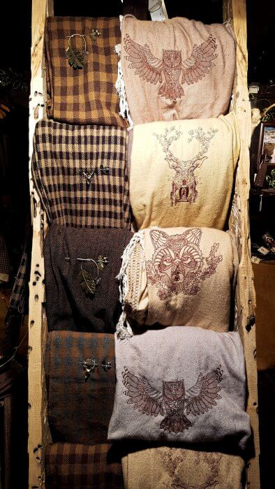 Beautiful Celtic Blankets