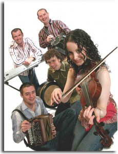 irish band Beoga