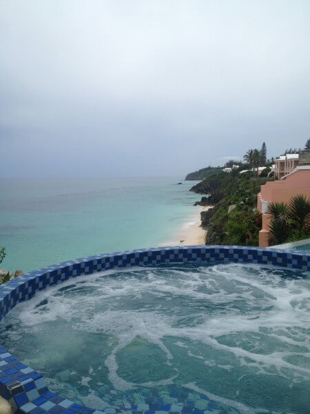 Rainy Day in Bermuda