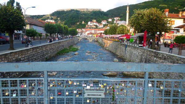 Bridge with Locks