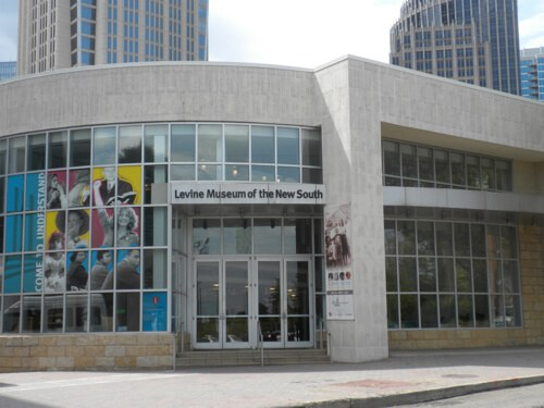 Levine Museum of the New South in Charlotte