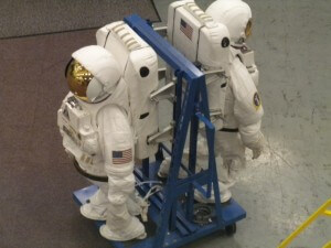 Astronaut Training at Johnson Space Center, Houston