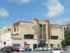 Cinelandia Art Deco Theater Curacao