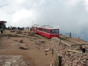 Summit of Pike's Peak