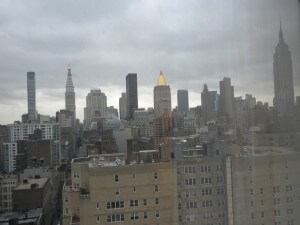 Manhattan's Gray Day