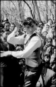 Dancer  - from Inge Morath's Iran