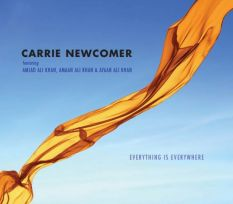 Carrie Newcomer Everything Is Everywhere cover