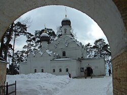 Arkhangelskoe Church