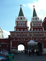 The Resurrection Gate of Red Square