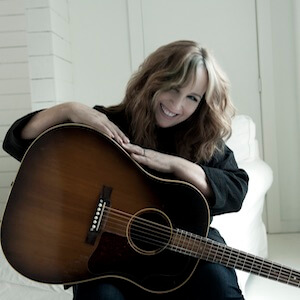 Songwriter Gretchen Peters by GinaBinkley