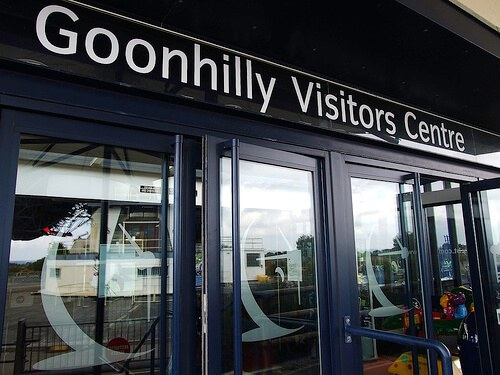 Goonhilly Visitors Centre (courtesy madnzany on Flickr CC)