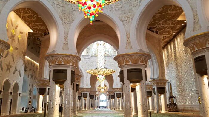 Grand Mosque Main Hall #1