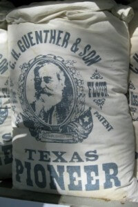 Guenther's Pioneer Mills flour in San Antonio (photo by Sheila Scarborough)