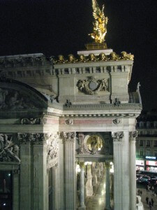 Garnier Opera, as seen from InterContinental Paris Le Grand