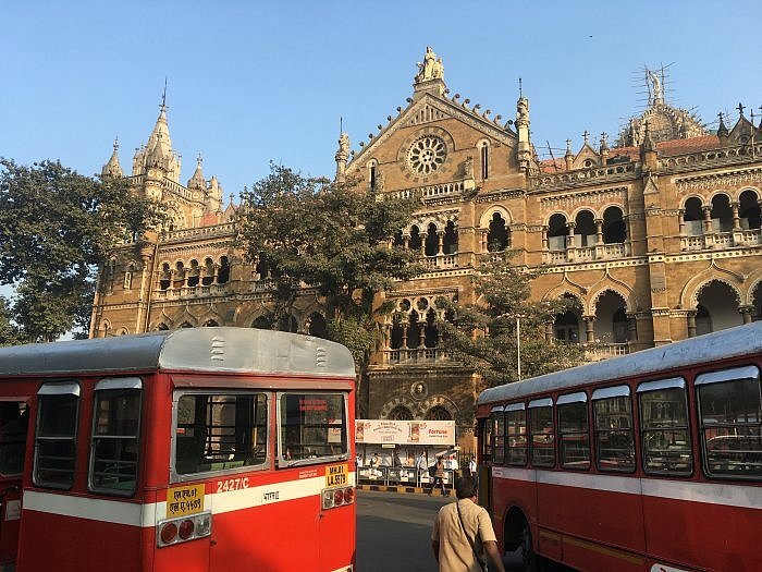 Seeing a Different Side of Mumbai