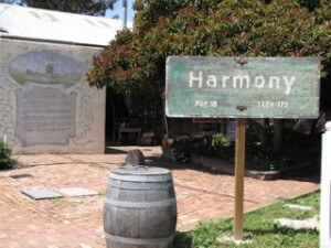 Harmony, California