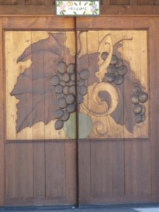 Harmony Cellars Door, California