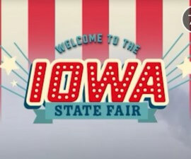 Iowa State Fair on Snapchat