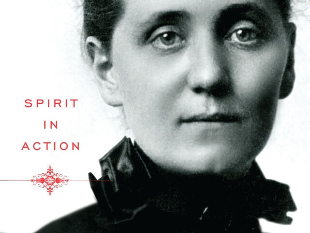 Jane Addams by Louise Wright from Spirit in Action biography