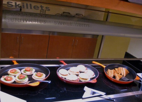 Kitchen Skillet breakfast options Hyatt Place hotels (photo by Sheila Scarborough)