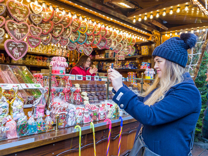 How Do the Luxembourg Christmas Markets Compare to German Markets