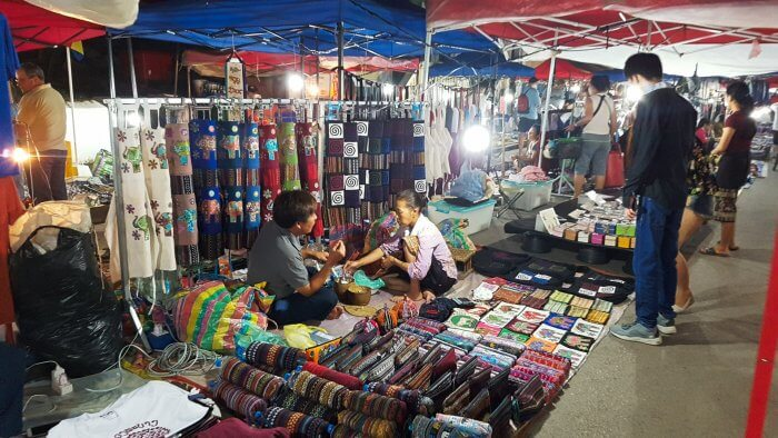 Luang Prabang Night Market #2