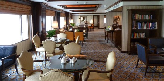 Executive Club, Four Seasons Bangkok