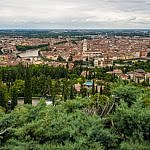 Panoramic View of Verona