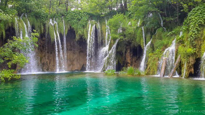Plitvice Lakes Waterfalls #1