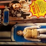 Princess Leia Star Wars at Toy & Action Figure Museum Pauls Valley OK (photo by Sheila Scarborough)