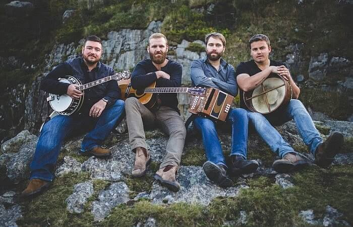 Musicians Rum Ragaged Newfoundland Celtic Colours