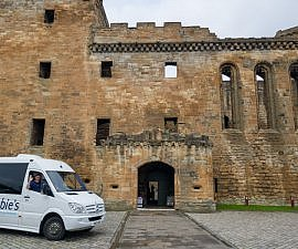 Rabbies Outlander Tour at Linlithgow Palace