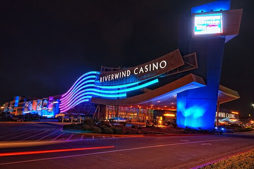 Riverwind Casino near Norman OK (courtesy Definitive HDR at Flickr CC)