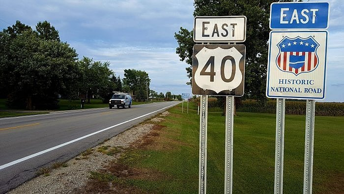 Before Route 66, There Was the Historic National Road