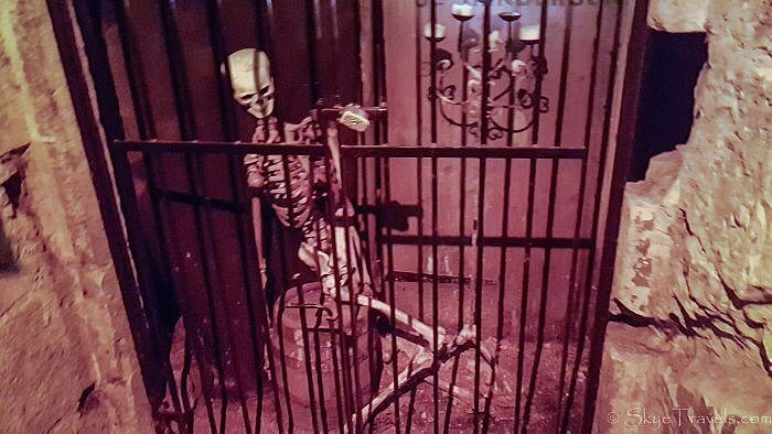 Skeleton in the Crypts #3