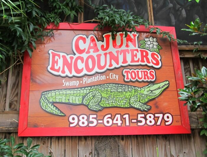 Cajun Encounters Louisiana Swamp Tour