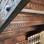 Stair detail at The Met New York City (photo by Sheila Scarborough)