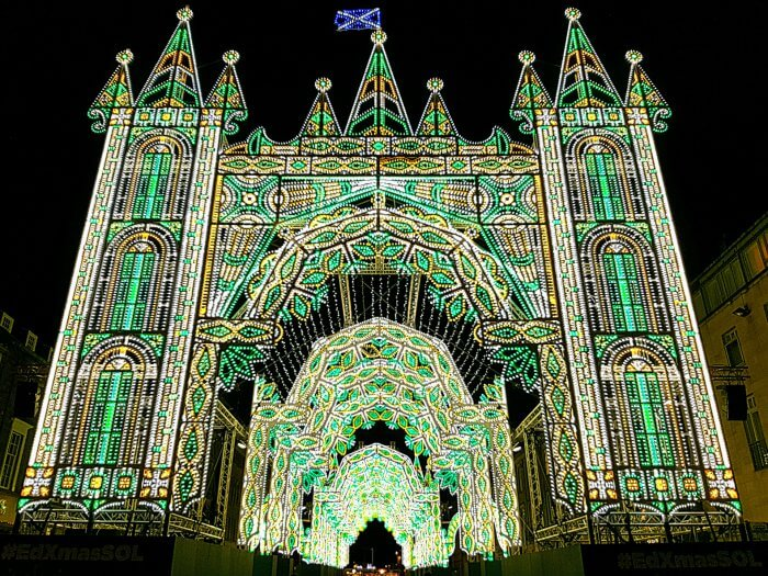 Street of Lights Edinburgh
